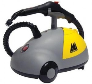 McCulloch MC-1275 Heavy-Duty Steam Cleaner
