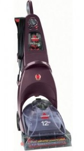 Bissell ProHeat 2X Select Upright Carpet Steam Cleaner