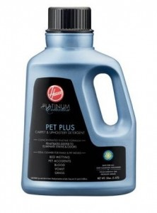 Hoover Platinum Collection Pet Plus Carpet-and-Upholstery Detergent