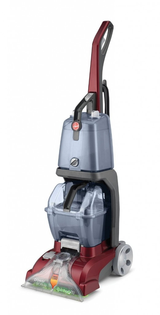Hoover Power Scrub Deluxe Carpet Washer FH50150 2